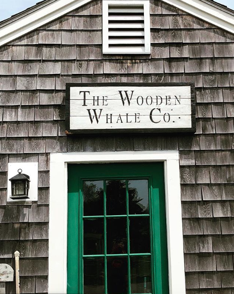 Qa With The Man Behind Cape Cods Wooden Whale Co New England